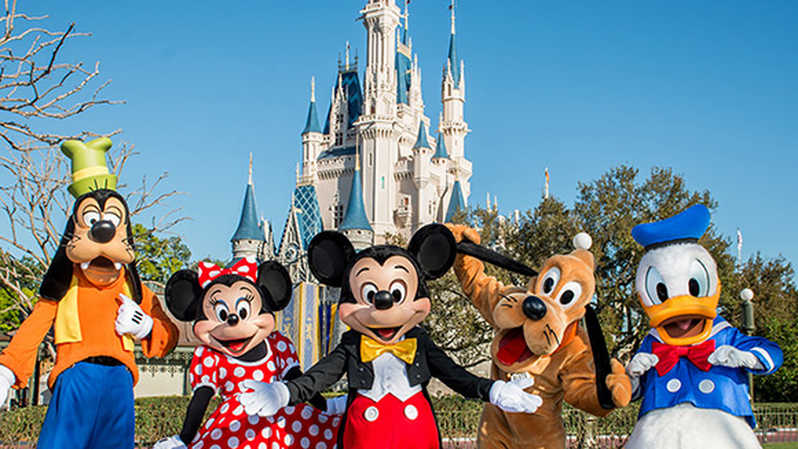 Walt Disney World. Foto: Walt Disney World.