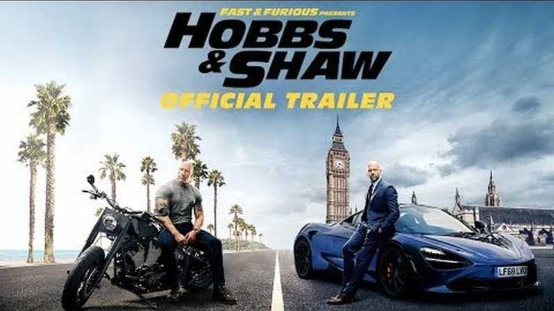 Hobbs and Shaw. Foto: youtube