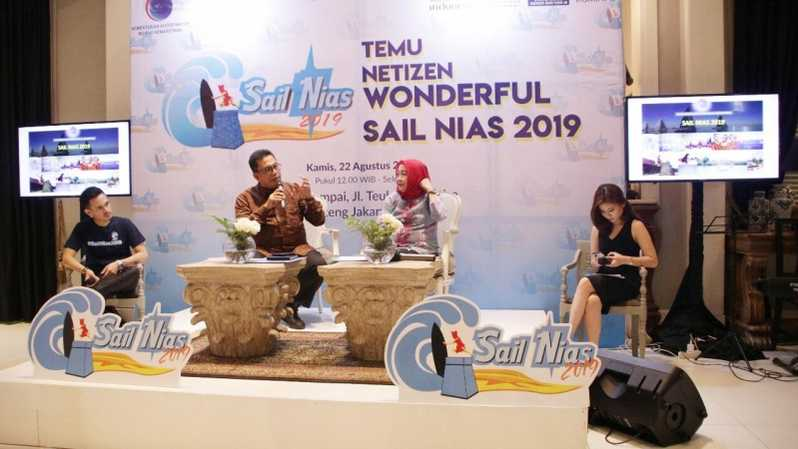 Temu Nitizen Wonderful Sail Nias/IST