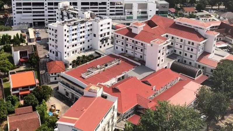 RS Penang Adventist Hospital. Foto: IST