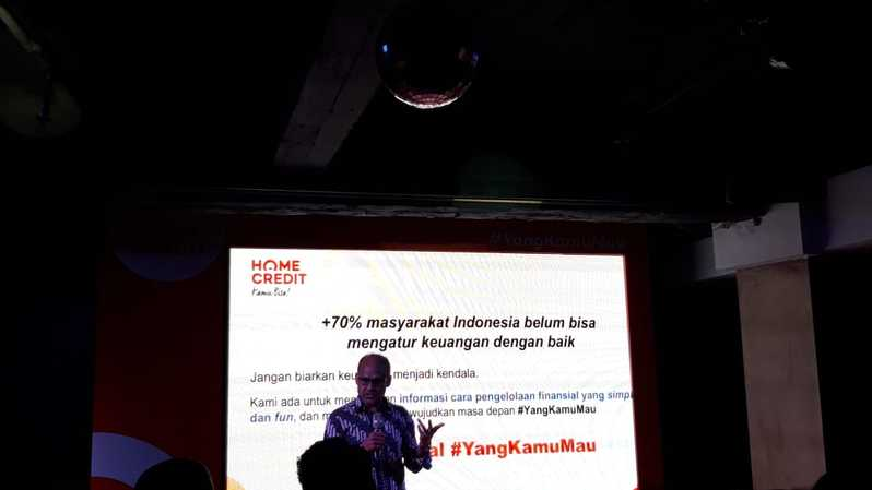 Moin Uddin, Direktur, Home Credit Indonesia