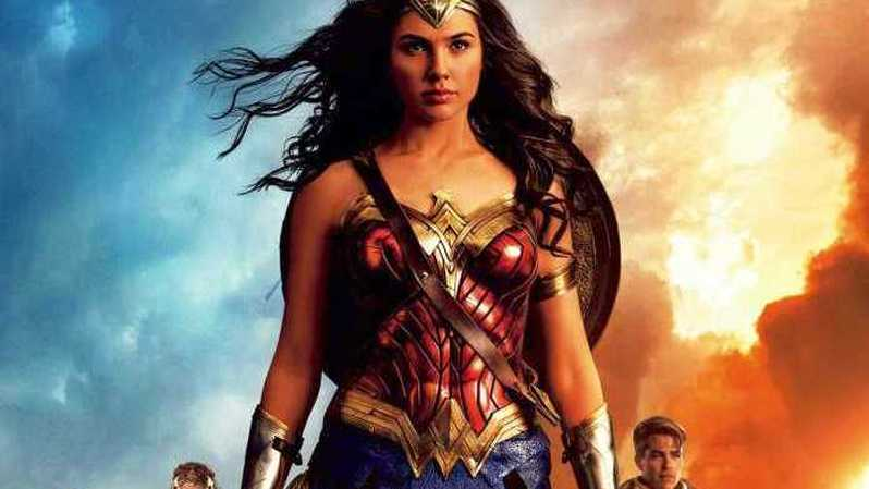 Wonder Woman. Sumber: greenscene