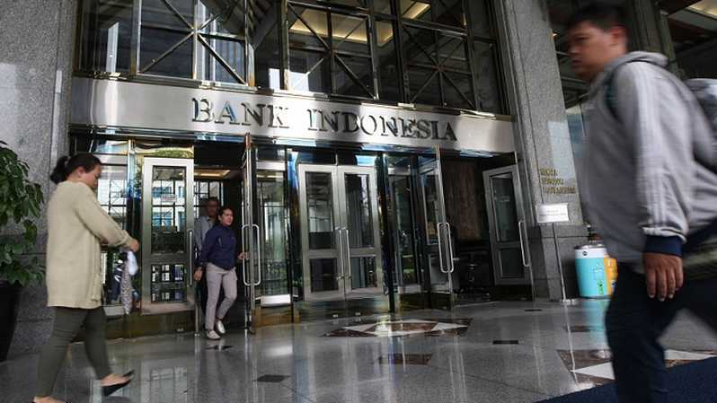 Bank Indonesia. Foto: BeritaSatu Photo/M Defrizal