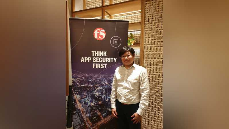 Andre Iswanto, Senior Manager, Systems Engineering, F5 Indonesia