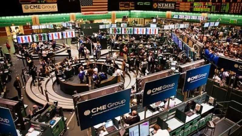 Bursa emas  COMEX New York Mercantile Exchange, Amerika Serikat. ANTARA/Dokumentasi Globalresearch.ca