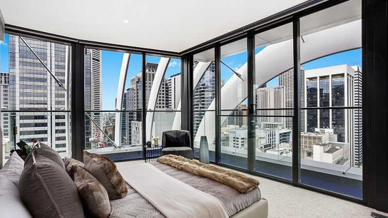Arc by Crown Group Penthouse_bedroom
