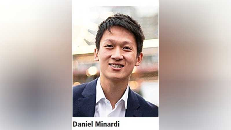 Head of Brands Management  Shopee Indonesia Daniel Minardi