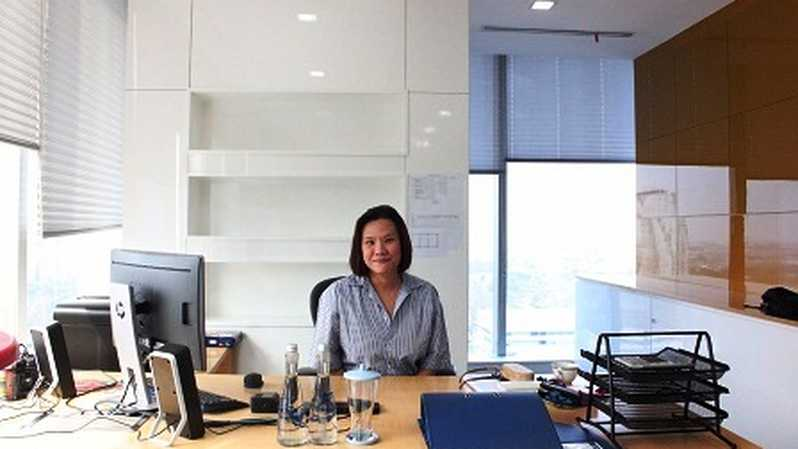 CEO Danone SN Indonesia, Connie Ang