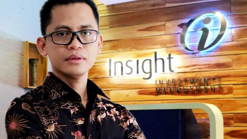 Direktur Utama PT Insight Investments Management, Ekiawan Primaryanto.