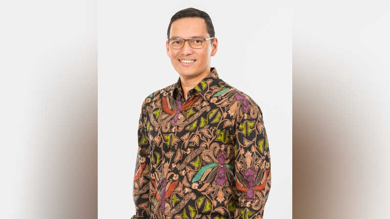 Head of Marketing, Brand, and Customer Experience CIMB Niaga Toni Darusman.
