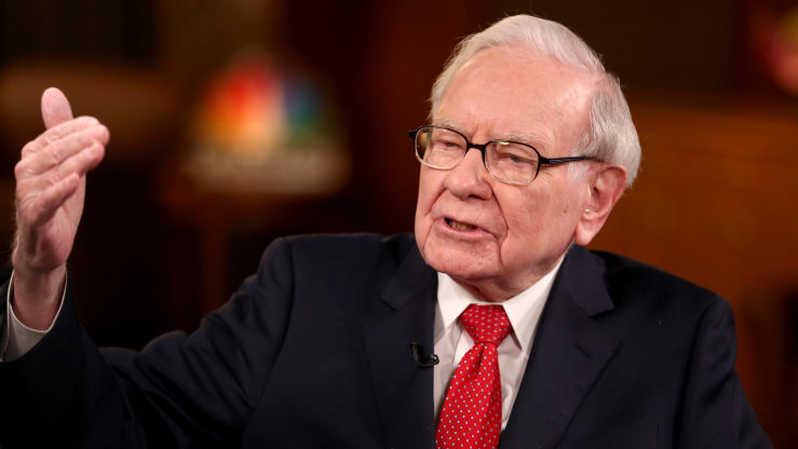 Miliarder Amerika Serikat (AS) Warren Buffett. ( Foto: Gerry Miller / CNBC )