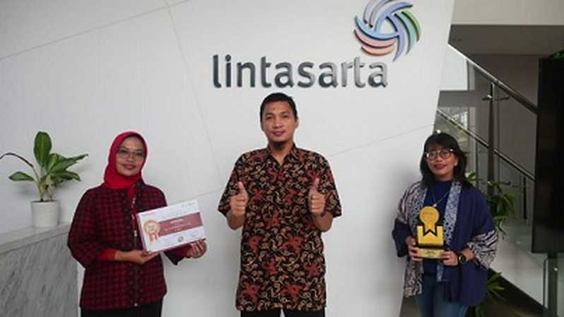 Lintasarta Raih Penghargaan Governance, Risk and Compliance