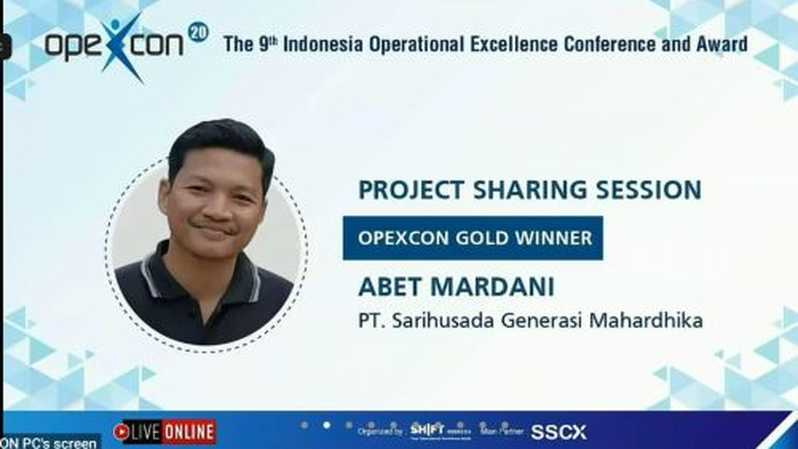 Operational Excellence Conference & Award (OPEXCON) 2020