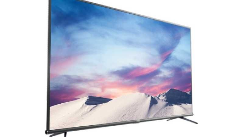 TV Android TCL seri A8. (IST)