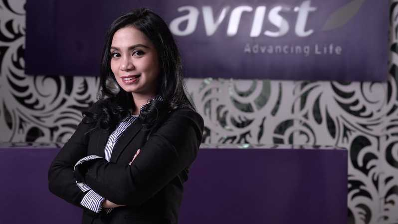 Vinia Lestianti, chief of partnership distribution officer Avrist Assurance.