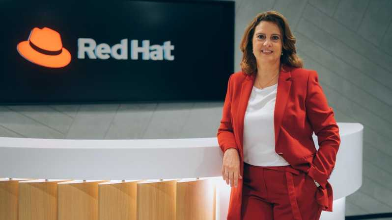 Marjet Andriesse, Vice President and General Manager, Asia Pacific, Red Hat