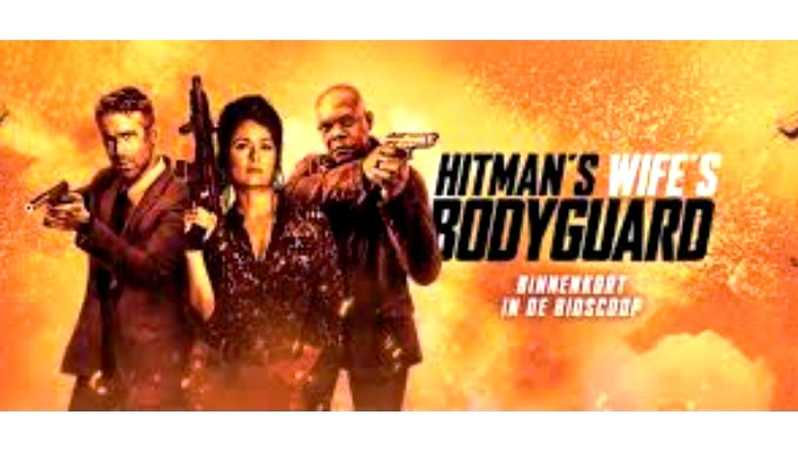 The Hitmans Wifes Bodyguard. Sumber: facebook