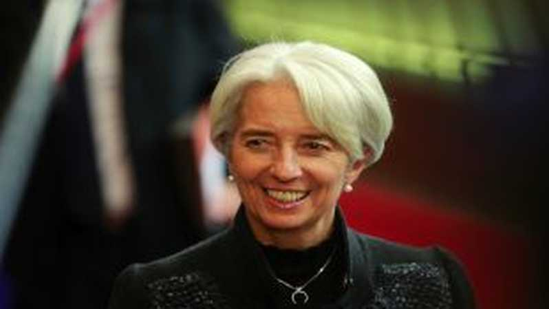 Managing Director IMF Christine Lagarde -3