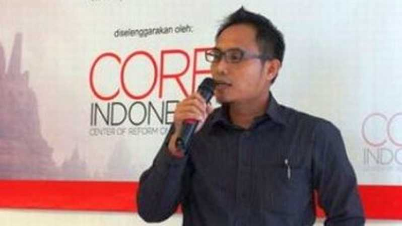 Research Director Core Indonesia Mohammad Faisal. Foto: coreindonesia.org
