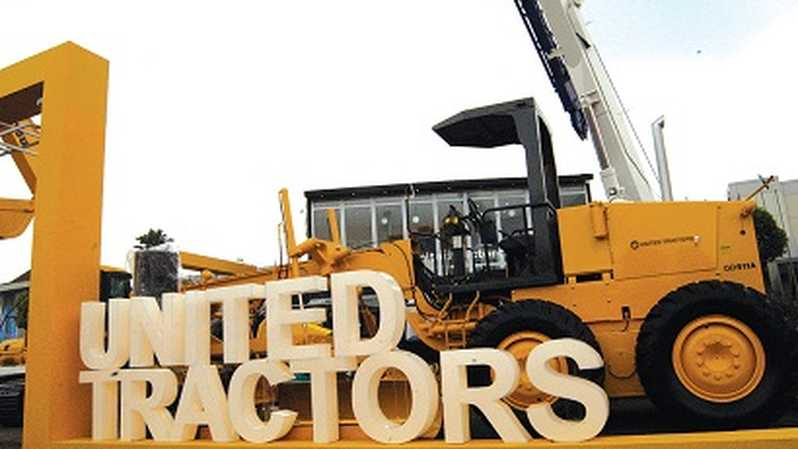United Tractors. Foto: Uthan