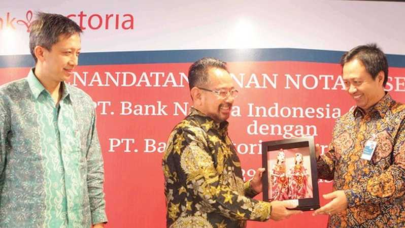 Direktur Treasury dan International Banking Bank Mandiri Panji Irawan. Investor Daily/David Gita Roza