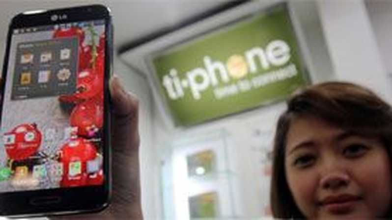 Tiphone Mobile Indonesia. Foto: tiphone.co.id