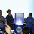 Danone-Aqua's First 100 Percent Recycled Plastic Bottle Launched in Bali