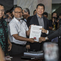 Prabowo's Legal Team Files Suit in Constitutional Court to Challenge Election Result