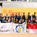 Indonesian Students Win Selection to Shell Eco-marathon Drivers' World Championship in London