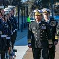 Indonesian and Australian Navy Chiefs Talk Cooperation in Canberra Meeting