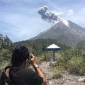 Ashes From Merapi Eruption Disappear, but Rain at Crater Poses Greater Danger