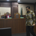 Former House Member Bowo Sidik Sentenced to Five Years in Prison for Corruption