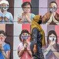 Jokowi Orders Local Governments to Make Face Covering Mandatory