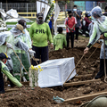 Indonesia Sets Record in Daily Coronavirus Death Toll
