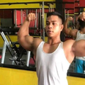This Men's Category Bodybuilder Turns Out to Be a Woman