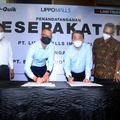 Lippo Malls Teams Up with B-Quik to Attract Car Enthusiasts