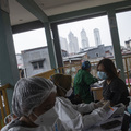 Jakarta Allows Some Foreigners to Receive Free Covid-19 Vaccine Shots