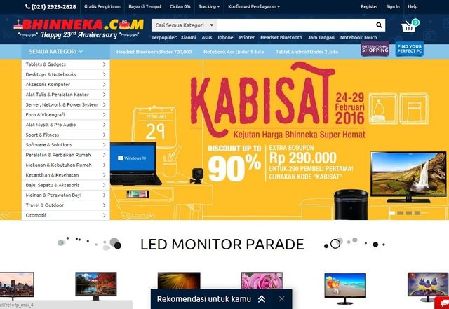 Indonesian E Commerce Bhinneka Eyes Ipo In 2018