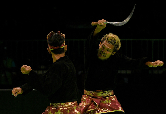 Indonesia Claims Pencak Silat Contest at 2017 SEA Games