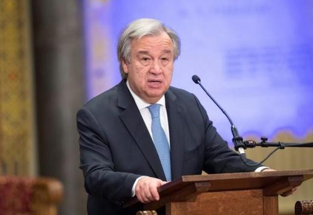 UN Chief to Visit Central Sulawesi Disaster Area After Attending IMF-WB, Asean Meetings in Bali