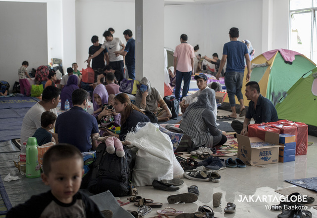 Who Is to Blame for Indonesia's Refugee Crisis?