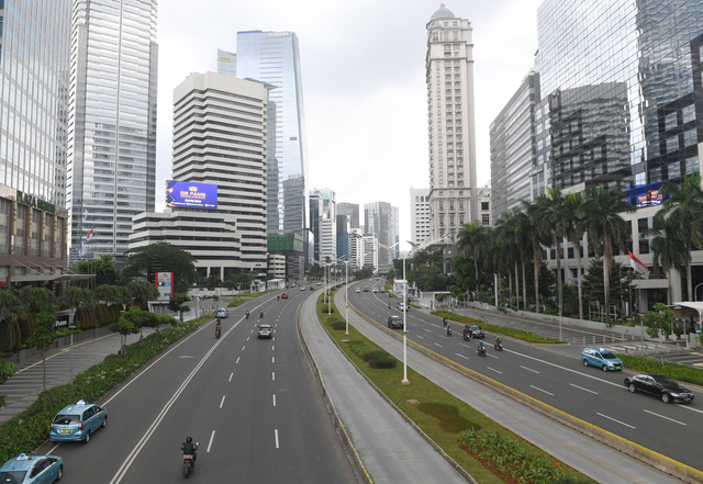 Jakarta To Limit Private Vehicles On The Road As City Imposes Large Scale Social Restriction