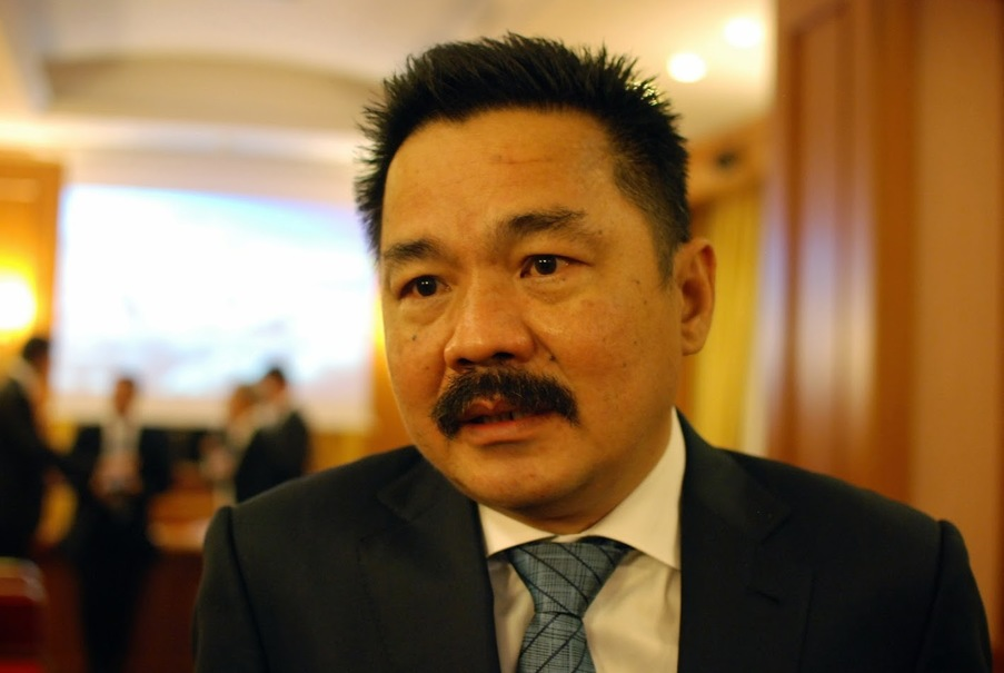 Rusdi Kirana is a co-founder and co-owner of Lion Air, Indonesia's largest budget carrier. (JG Photo/Dion Bisara)