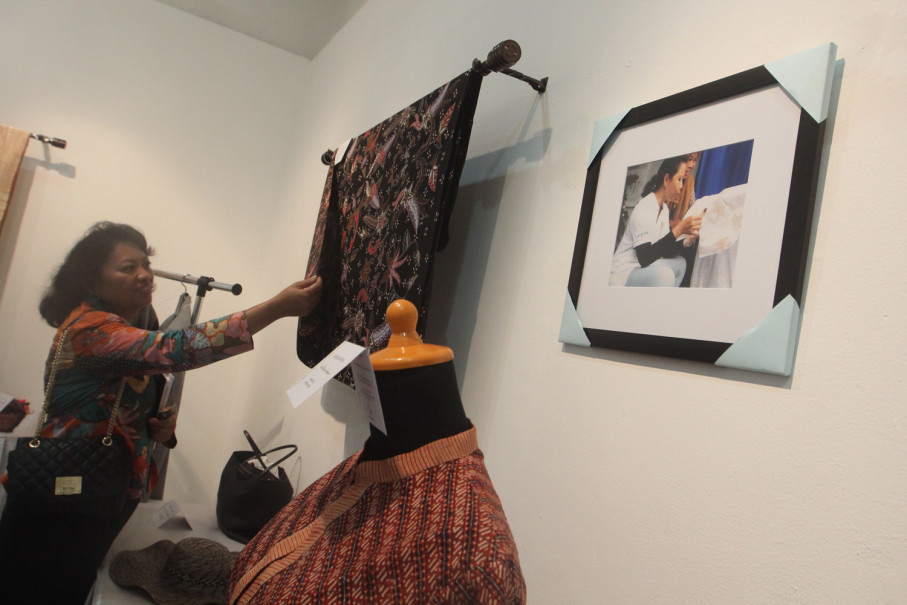 The auctioned items had initial bid prices of Rp 1,000-Rp 15 million. (JG Photo/Yudhi Sukma Wijaya)