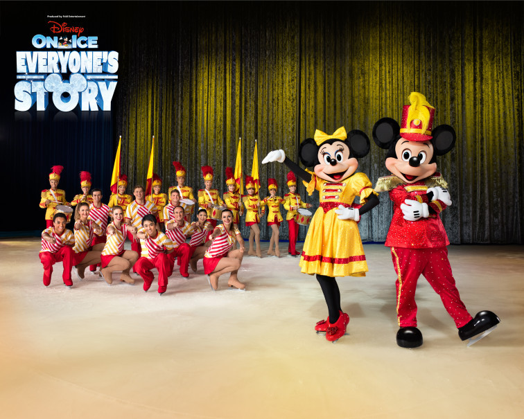 Disney On Ice Comes Back On Ice Bsd City With Theme Celebrates