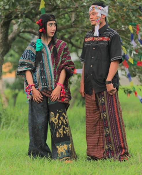 Many Dian Oerip pieces are unisex. (Photo courtesy of Oerip Indonesia)