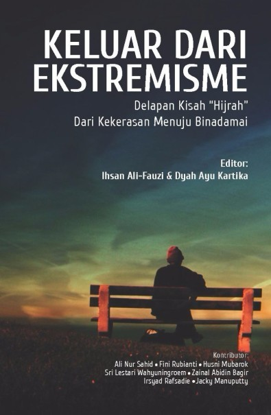'Getting Out of Extremism,' a collection of real life stories from people who have been deradicalized. (Photo courtesy of Pusad-Paramadina via Twitter)