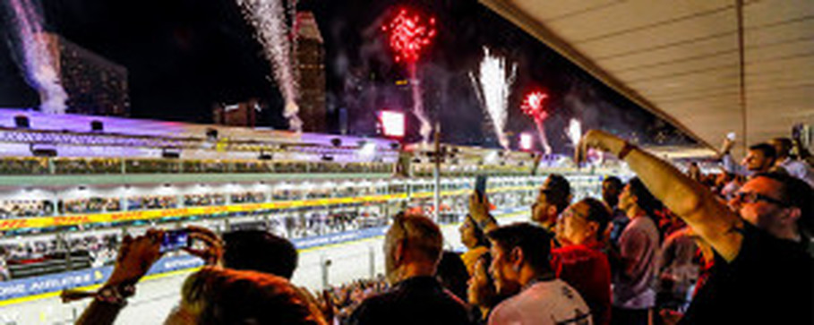 Twenty3 offers single day tickets for Formula One spectators at Singapore GP. (Photo courtesy of Singapore Grand Prix)