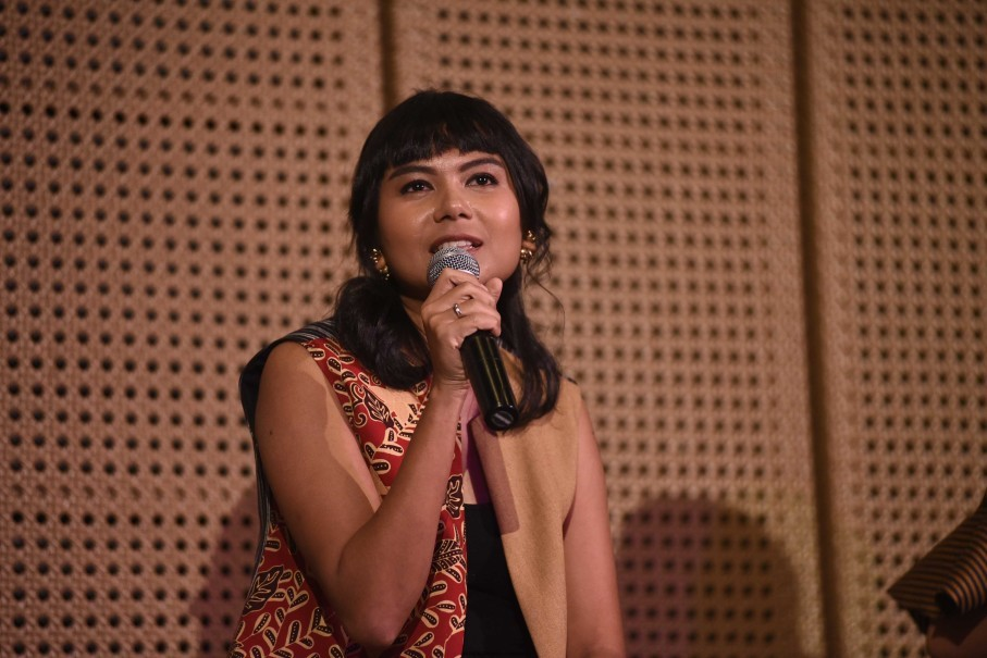 Director Kamila Andini said production for 'Sekar' took only two-and-a-half months. (Photo courtesy of Image Dynamics)