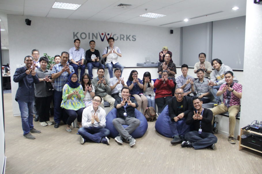 Indonesian peer-to-peer lending platform KoinWorks said in a statement on Monday that it has received an investment from US-based venture capital firm Quona Capital. (Photo courtesy of KoinWorks)